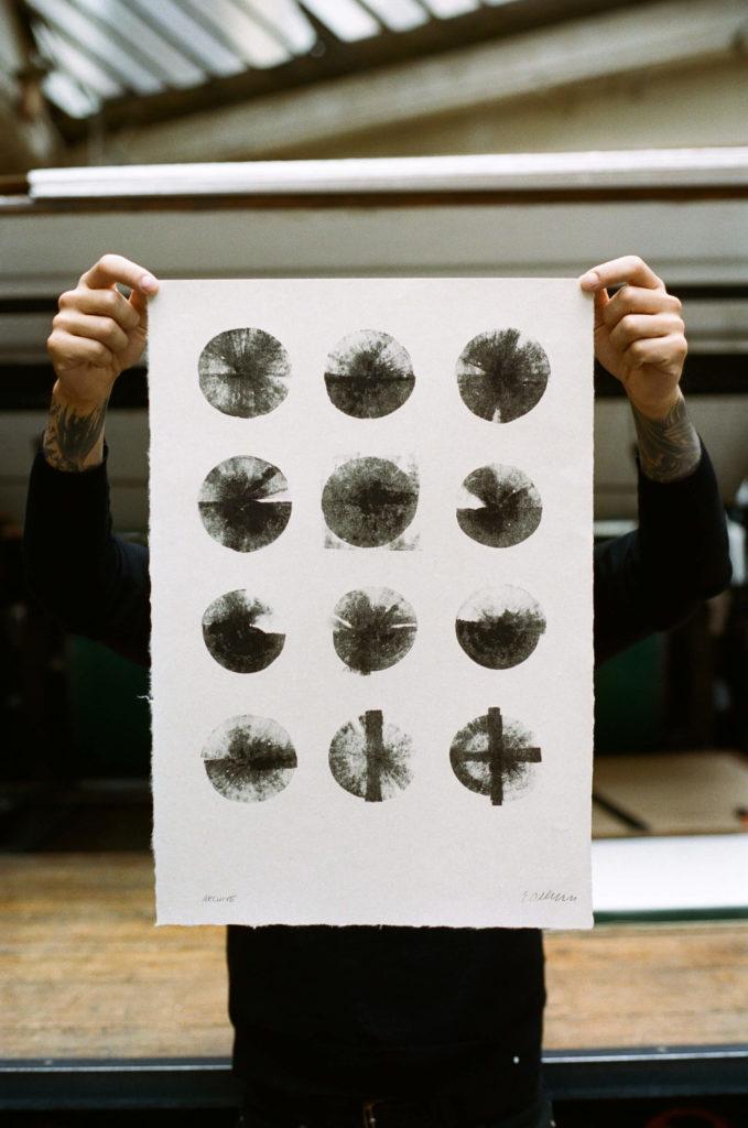 cult of luna dawn to fear lithograph 08