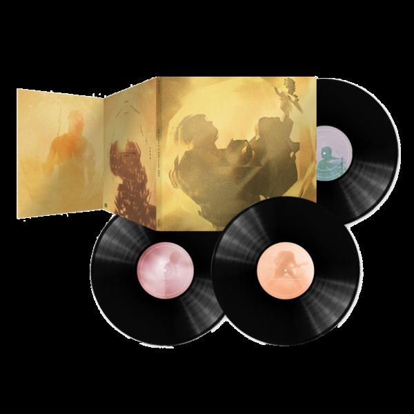 CULT triple LP