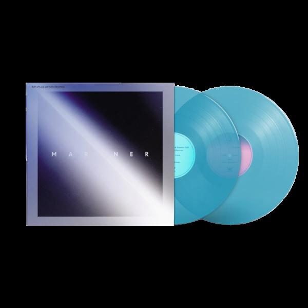 WEB CULTOFLUNA MARINER DOUBLE LP BLUE